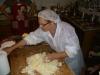 Gnocchi making in Umbria with Anna